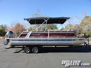 New Starcraft CX 25 Q Pontoon Boat For Sale