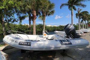 Used Novurania 400 DL Tender Boat For Sale