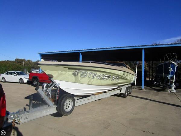 Used Chris-Craft 312 Stinger SL High Performance Boat For Sale