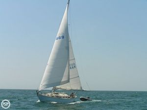 Used Concordia 41 Sloop Sailboat For Sale