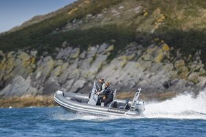 New Highfield Ocean Master 420 Tender Boat For Sale