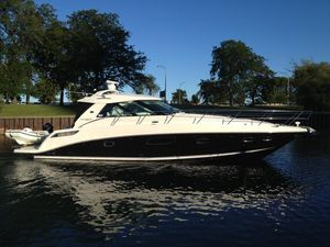 Used Sea Ray 450 Sundancer Power Cruiser Boat For Sale