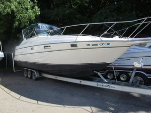 Used Maxum 3200 SCR Power Cruiser Boat For Sale