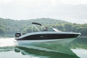 New Sea Ray SPO 210 Outboard Ski and Wakeboard Boat For Sale