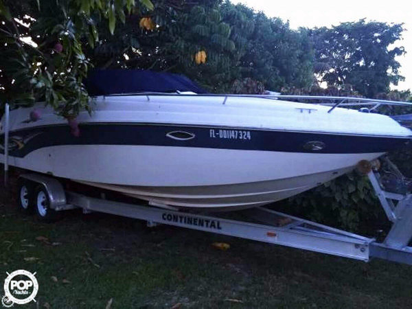 Used Rinker Captiva 282 Cuddy Express Cruiser Boat For Sale