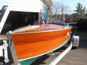 Used Garwood 18-30 Antique and Classic Boat For Sale