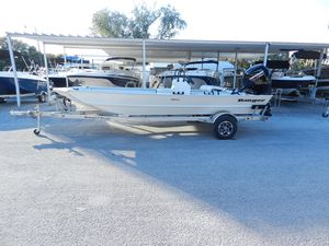 New Ranger 1862 Center Console Fishing Boat For Sale