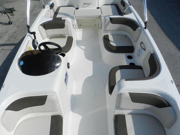 New Bayliner Element 180 Blue Deck Boat For Sale