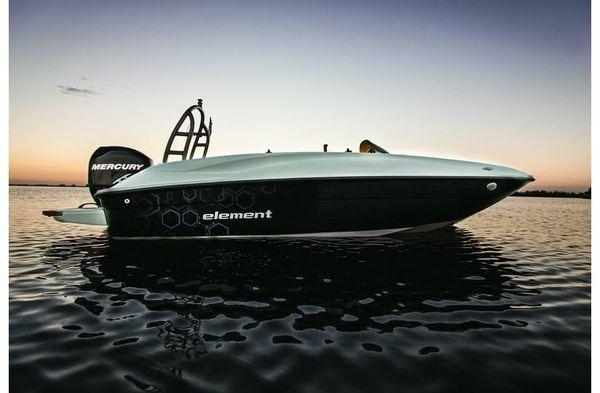 New Bayliner Element 160 Black Deck Boat For Sale