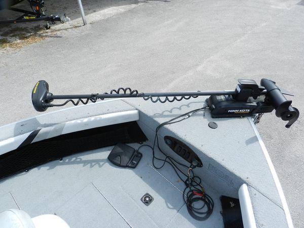 Used Monark 198 Freshwater Fishing Boat For Sale
