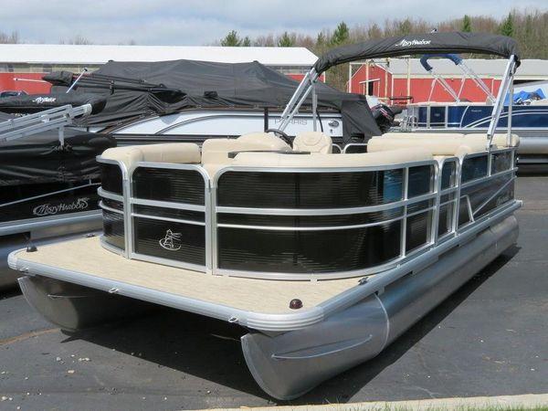 New Misty Harbor Adventure 1883CR Pontoon Boat For Sale