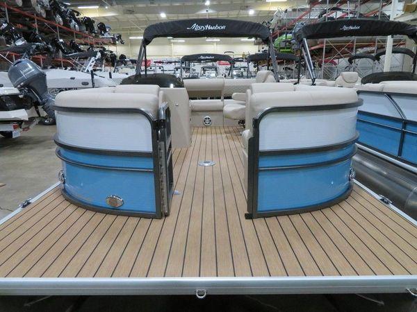 New Misty Harbor BISCAYNE BAY 2285CBC Pontoon Boat For Sale