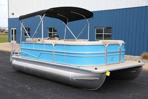 New Misty Harbor Adventure 1885CR Pontoon Boat For Sale