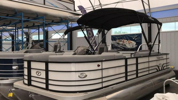 New Veranda Relax VR22RFL Pontoon Boat For Sale