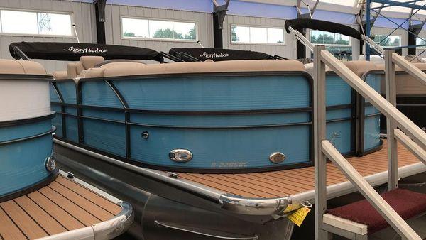 New Misty Harbor Biscayne Bay 2285BC Pontoon Boat For Sale