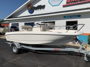 New Boston Whaler 170 Dauntless Center Console Fishing Boat For Sale