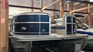 Used South Bay 524RS Pontoon Boat For Sale