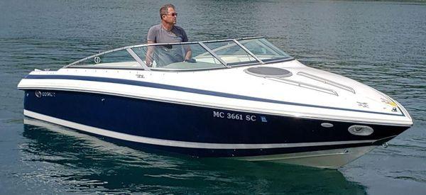 Used Cobalt 227 Bowrider Boat For Sale