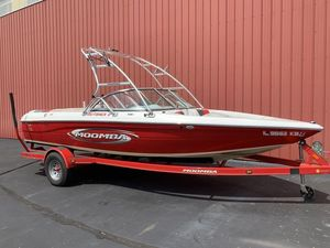 Used Moomba Outback V Bowrider Boat For Sale