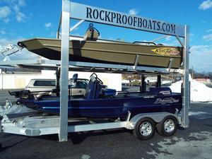 New Rockproof RIVER JETT 1860RIVER JETT 1860 Freshwater Fishing Boat For Sale