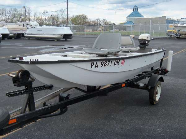 Used Other Krystal Cat Utility Boat For Sale