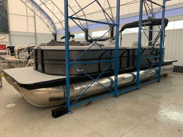 New Misty Harbor Biscayne Bay 2585CU Pontoon Boat For Sale