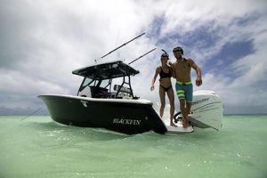 New Blackfin 272CC Center Console Fishing Boat For Sale