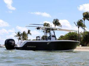 New Blackfin 242CC Center Console Fishing Boat For Sale