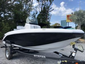 New Scarab 195 Open G Center Console Fishing Boat For Sale