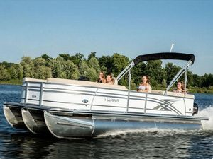 New Harris CRUISER 230 SL Pontoon Boat For Sale
