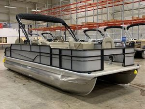New Misty Harbor Adventure 2285CF Pontoon Boat For Sale
