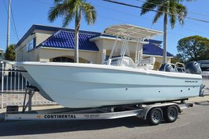 New World Cat 230CC Center Console Fishing Boat For Sale