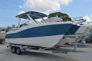 New World Cat 255DC Center Console Fishing Boat For Sale