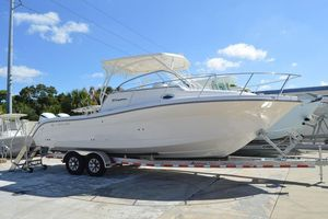 New Century 30 Express Walkaround Fishing Boat For Sale