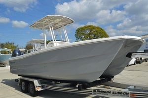 New World Cat 230 CC Center Console Fishing Boat For Sale