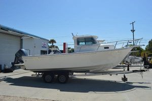 New Parker 2320 Sl Center Console Fishing Boat For Sale