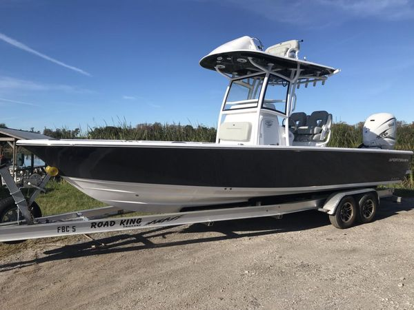 New Sportsman 267 Masters Bay Boat For Sale