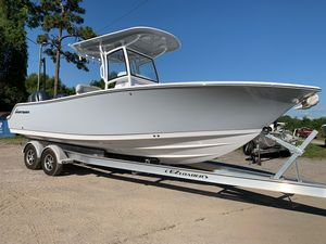 New Sportsman 252 Open Center Console Fishing Boat For Sale
