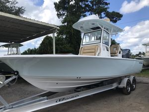 New Sportsman 267 OE Bay Boat For Sale