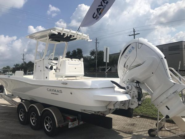 New Caymas 28 HB Bay Boat For Sale