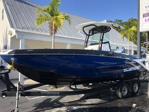 New Scarab 255 Open ID Center Console Fishing Boat For Sale