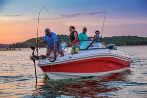 New Tahoe 550 TF Ski and Fish Boat For Sale