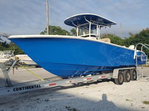 New Sea Chaser 30 HFC CC Saltwater Fishing Boat For Sale