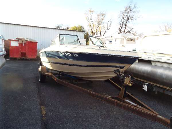 Used Glassport 175ERX Bowrider Boat For Sale