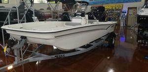 New Mako SKIFF 17 w/ Mercury 75ELPT 4S Bay Boat For Sale