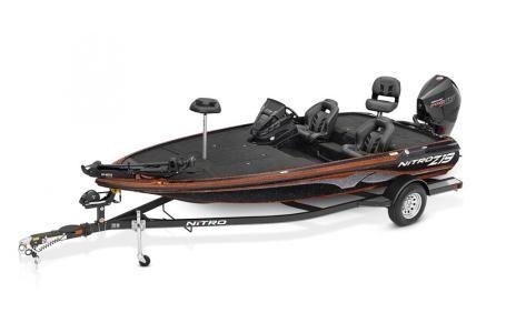 New Nitro Z19 w/200L PXS4 Bass Boat For Sale