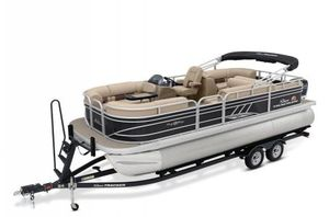 New Sun Tracker Party Barge 22RF XP3 w/150L 4S Pontoon Boat For Sale