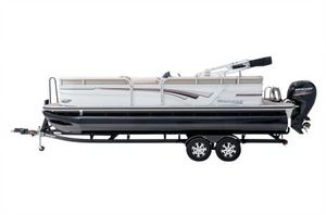 New Ranger Reata 220C w/115ELPT 4S CT Pontoon Boat For Sale