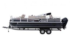 New Ranger REATA 223F w/ Mercury 150L 4S Pontoon Boat For Sale