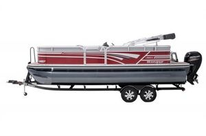 New Ranger REATA 223C w/150L 4S Pontoon Boat For Sale